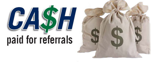 Client referrals